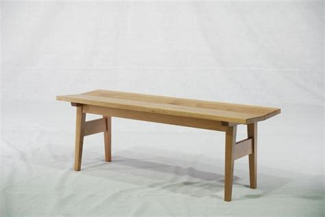 Dining Room Bench Wood Oak Solid Wood Bench Dining Room Dc 1025b Modern