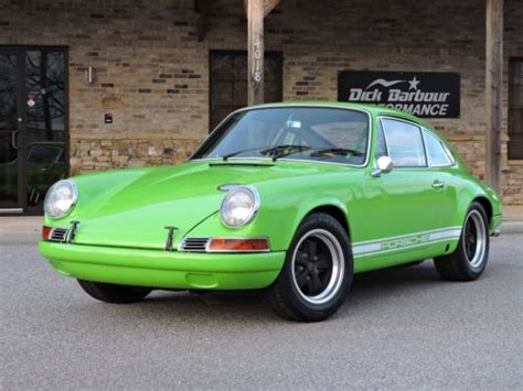 porsche outlaw for sale 1966 porsche 912 911t outlaw for sale