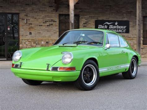 outlaw porsche 912 1966 porsche 912 911t outlaw for sale