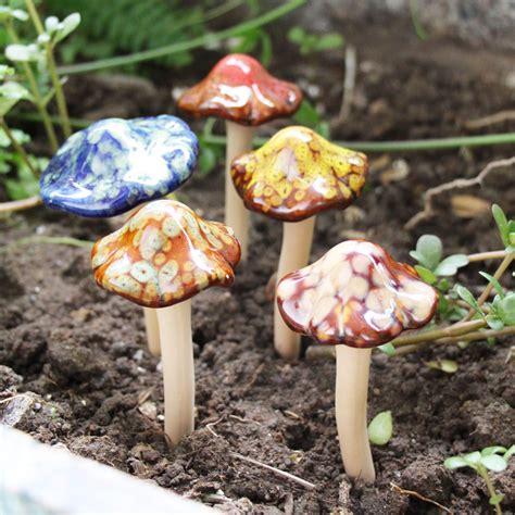 Popular Ceramic Garden Mushrooms Buy Cheap Ceramic Garden Mushrooms In Vegetable Garden