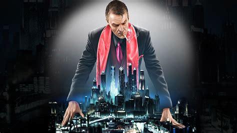 full hd wallpaper mafia  boss scarf megapolis smoke