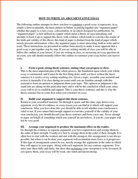 How To Write A Great Narrative Essay by How Do I Start An Essay