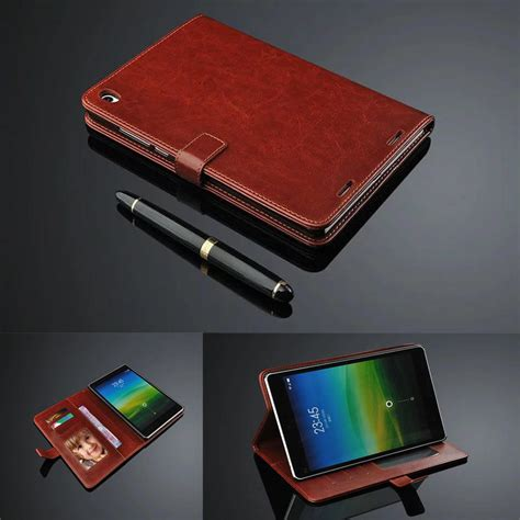Tablet Xiaomi Mipad 7 9 luxury wallet leather cover for xiaomi mipad 1 7 9