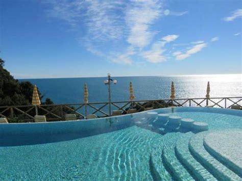 hotel porta roca view of the infinity pool picture of hotel porto roca