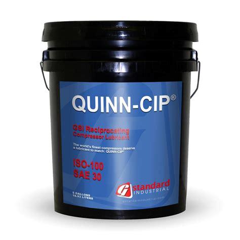 quinn cip air compressor lubricant quinn quin quin cip quincy coolant ebay