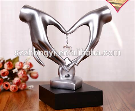 gifts for married couples best selling oem odm resin gift for newly married