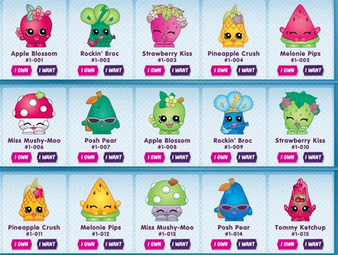 printable shopkins shopping list shopkins toys for girls the must own product of the