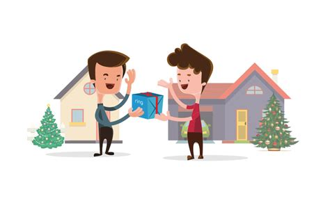 Buy Smart Home Products by The Generous Neighbor S Gift Guide Of 2015 The Ring Blog