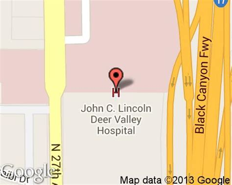hospitals find your nearest hospital in az