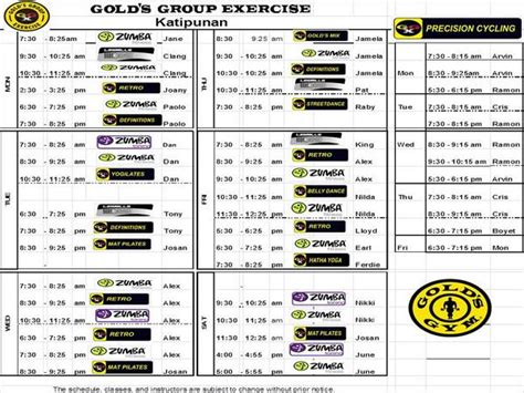 golds gym fan class schedule goldsgymphilippines on twitter quot gold s gym katipunan ggx