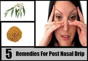 home remedies for post nasal drip 5 remedies for post nasal drip post nasal drip treatment