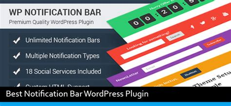 top bar wordpress plugin top bar wordpress plugin 28 images dw promobar simple