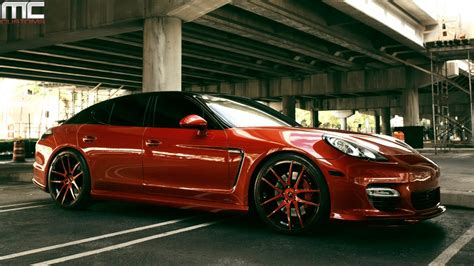 porsche panamera turbo custom porsche panamera custom wheels images