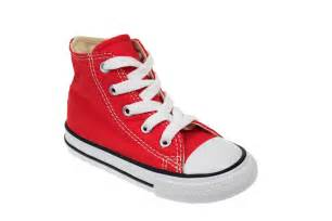 shoes for toddler converse hi toddler infant canvas trainers