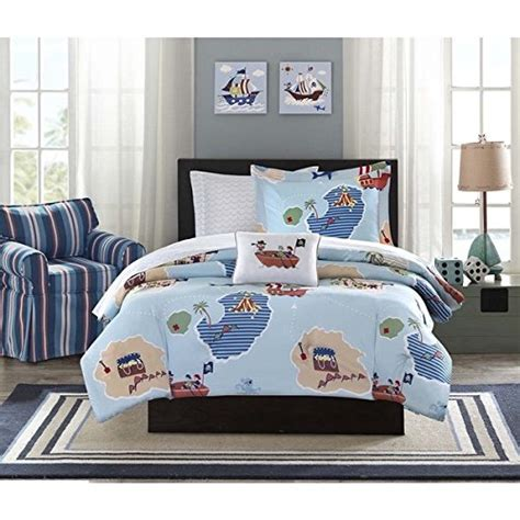 Pirate Bed Sets Funky Childrens Pirate Bedding Sets Decor For The