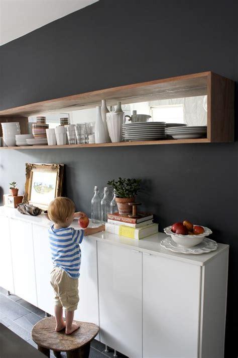 ikea kitchen upper cabinets best 25 ikea floating cabinet ideas on pinterest