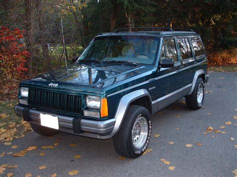 1995 Jeep Country 1995 Jeep Country
