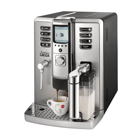 Small Espresso Machine For Home Gaggia 1003380 Accademia Espresso Machine Atg Stores