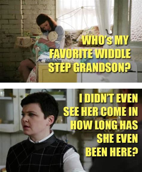 Ouat Memes - i don t see how belle is neal s step grandma i thought