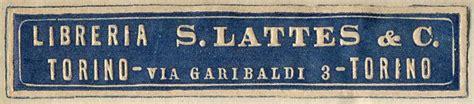 libreria via garibaldi torino seven roads gallery of book trade labels l