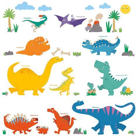 Wandtattoo Kinderzimmer Dino by Wandsticker Baby Dinosaurier Wandsticker Kinderzimmer