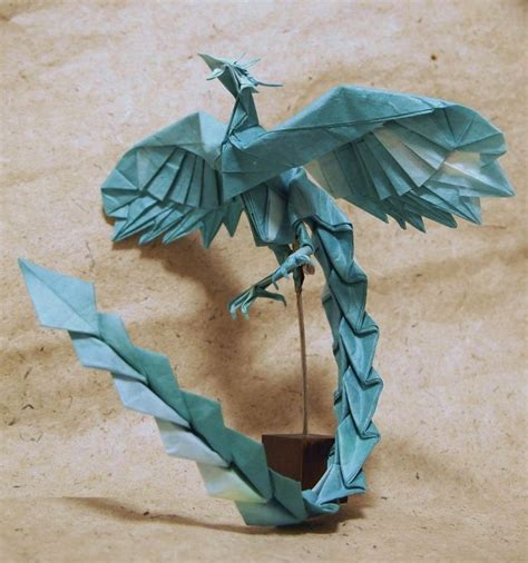 Origami Mythical Creatures - 17 best images about origami mythical creatures on