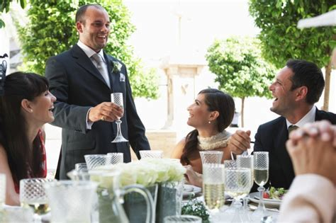 The Dos and Don?ts of Wedding Toasts   Wedding Reception Tips