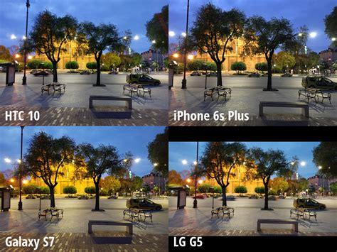 Best low light cameras: Galaxy S7 vs iPhone, LG G5, HTC 10