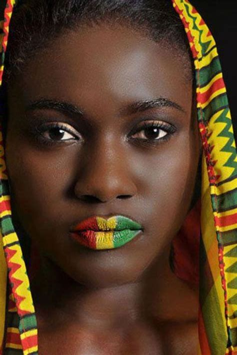 lips tattoo in ghana 73 best the african beauty images on pinterest black