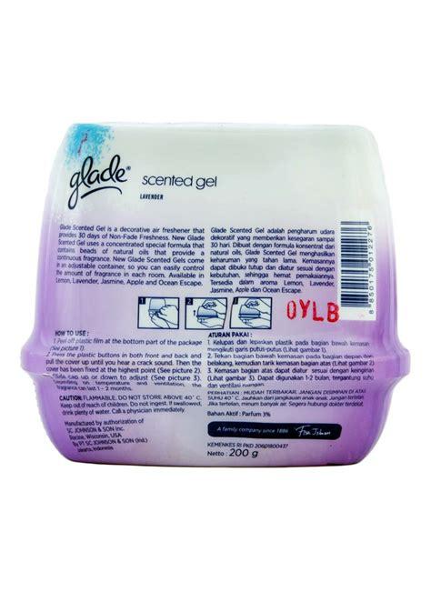 Stella Pengharum Ruangan Daily Freshness Sanrio 7ml glade air freshner scented gel lavender pot 180g