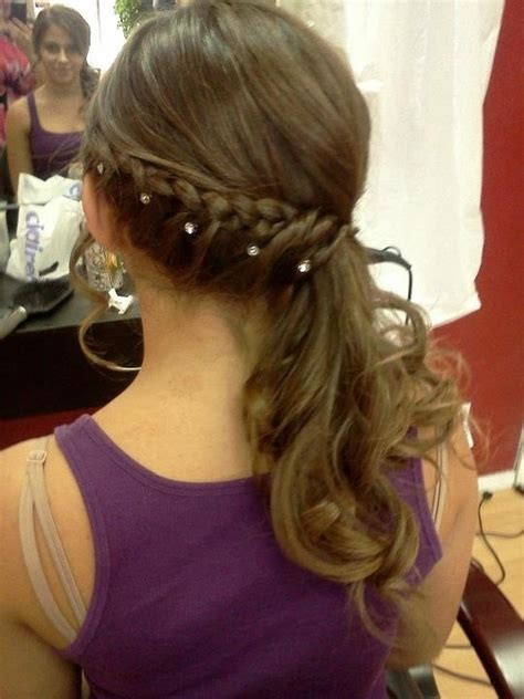 cute hairstyles for a dance 22 epic dance hairstyles to make you feel confident