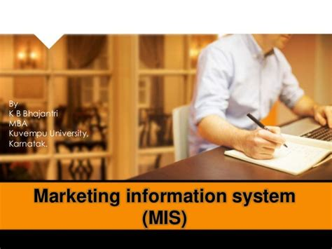 Stryker Marketing Intelligence Mba by Marketing Info System Mis