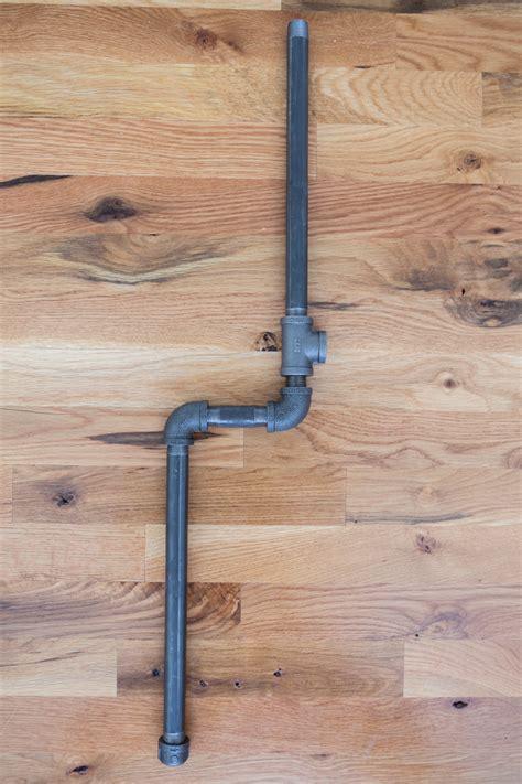 Single Leg Bar Stool by Diy Industrial Bar Stool Yogabycandace