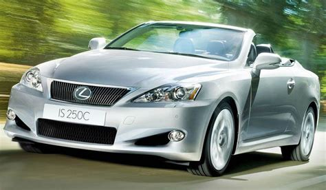 auto cars motorbikes 2010 lexus is 250 hardtop
