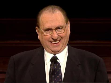 Eternal Light Be An Example And A Light By President Thomas S Monson