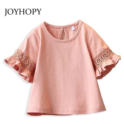 Kid Shirt From Ordinal Apparel princess lace t shirt half sleeve children t