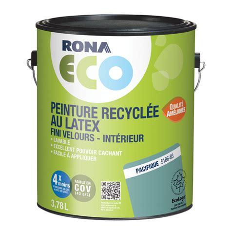 peinture d int 233 rieur recycl 233 e pacifique rona
