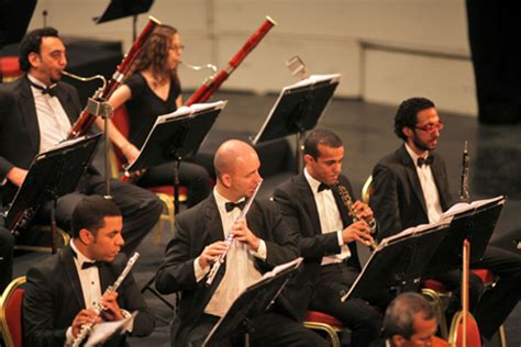 wind section orchestra a romantic journey with the cairo symphony orchestra