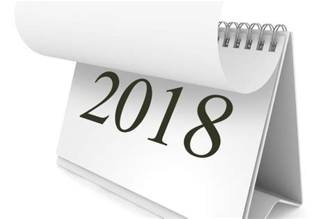 new year 2018 working days what to expect in 2018 sabor on the bay