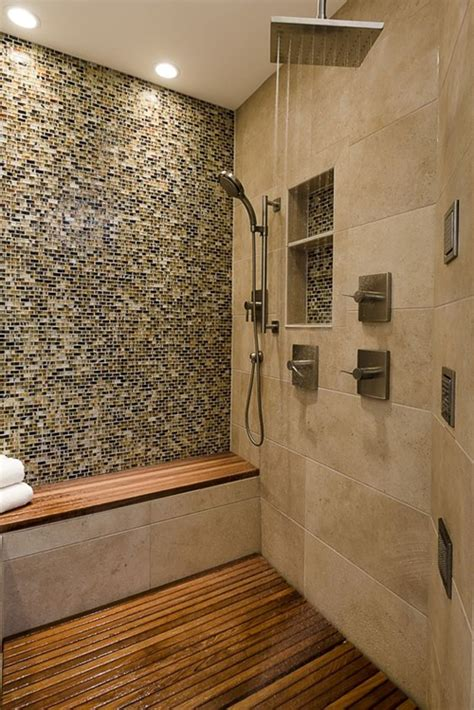 walk in shower with bench seat 100 walk in shower ideas that will make you wet