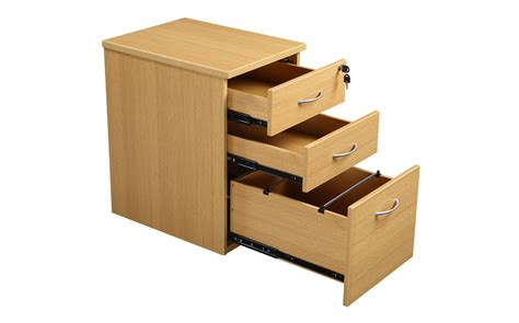 Office Desks With Drawers 3 Drawer Height Mobile Pedestal Somercotes Office Furniture Ltd