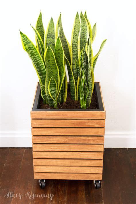 diy modern planter box diy planter box diy planters