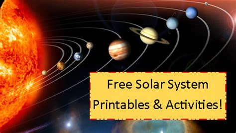 free printable poster of the solar system printable solar system to scale page 2 pics about space