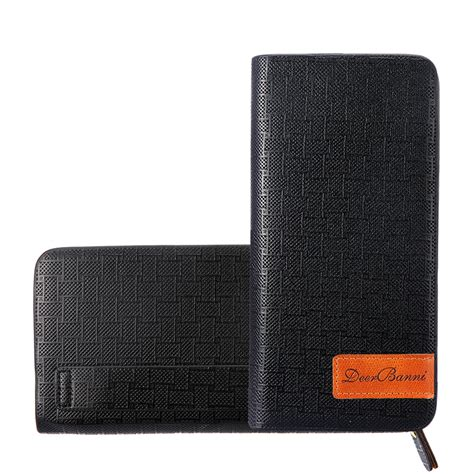 New Clutch Fashion F987 1 cheapest new design leather business wallet