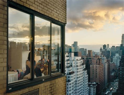the window at the rear of the apartment the shadow stories books voyeuristic portraits of new yorkers seen through