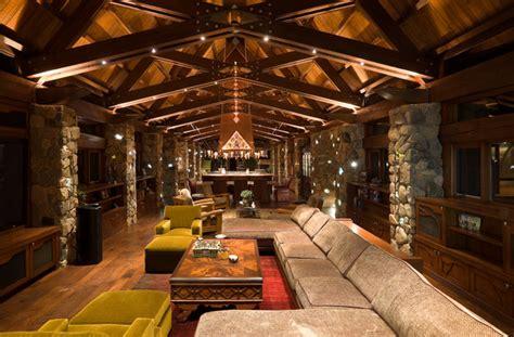 Living Room Utah Rivendell In Park City Utah Contemporary Living Room