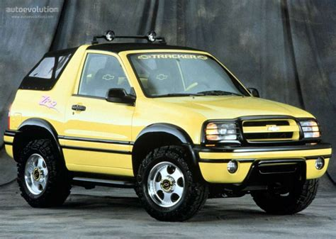 chevy tracker convertible 2 door convertible chevrolet tracker for sale autos post