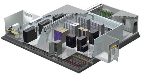 layout ruang data center networking 2000net