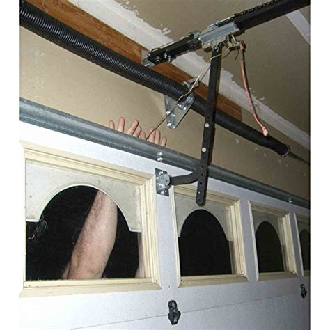 Garage Shield by Garage Shield Gs100 Garage Guard For Garage Door