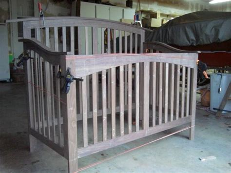 Blueprints For Baby Crib How To Building Wood Plans Crib Pdf Plans Ca Us Projects Projects